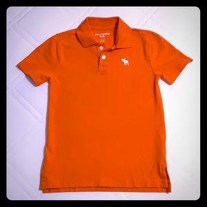 Abercrombie Kids Short Sleeve Polo Shirt